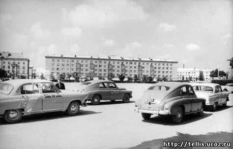 Нарва. Год 1960