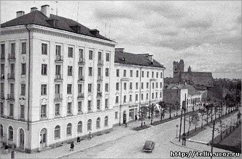 Нарва. Год 1956
