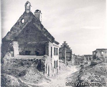ул. Рюютли 24.  Дом Г. Поортена в 1957 году.