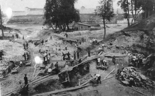 Добыча камня в Йоаорг