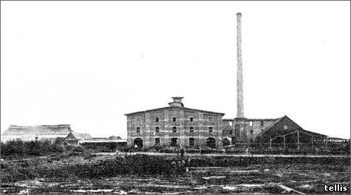 Завод на Кулге