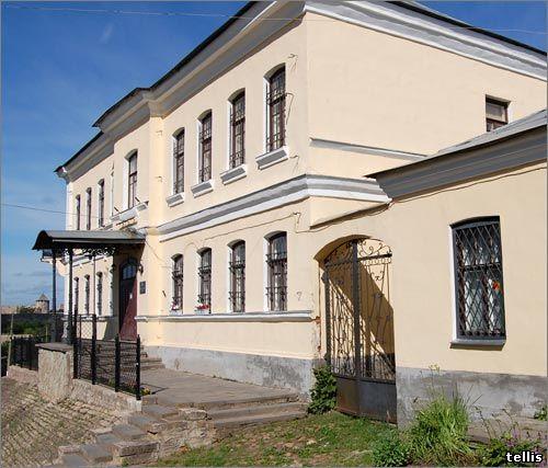 дом Пантелеева